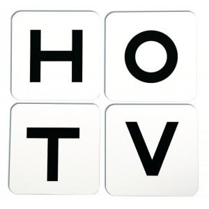 HOTV response plate