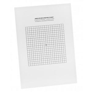 Amsler test forms