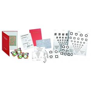 Paediatric Visual Acuity Set