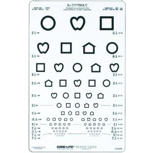 LEA symbols translucent chart