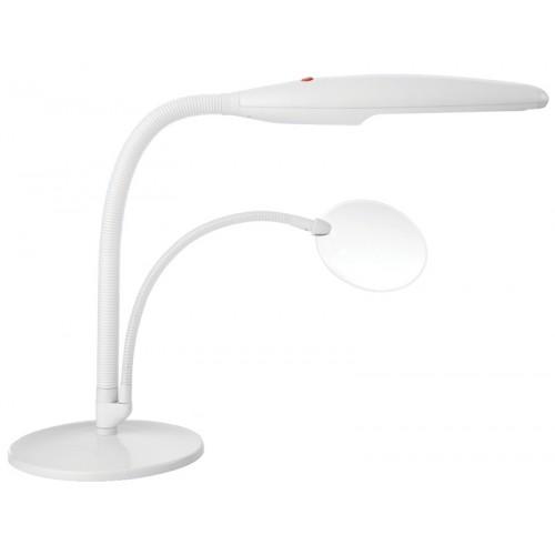 Daylight The Swan Lamp