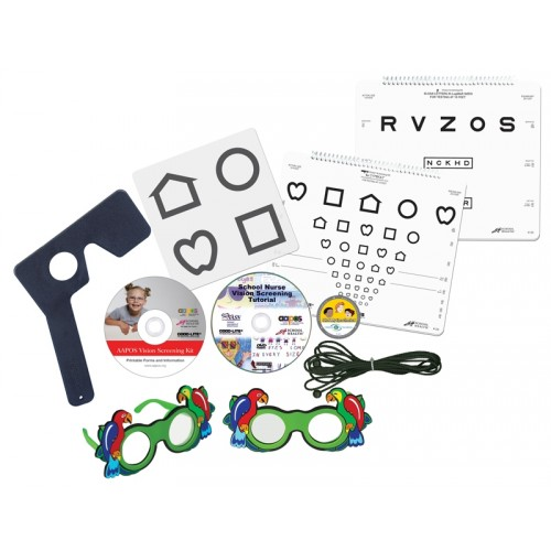 AAPOS Vision Screening Set