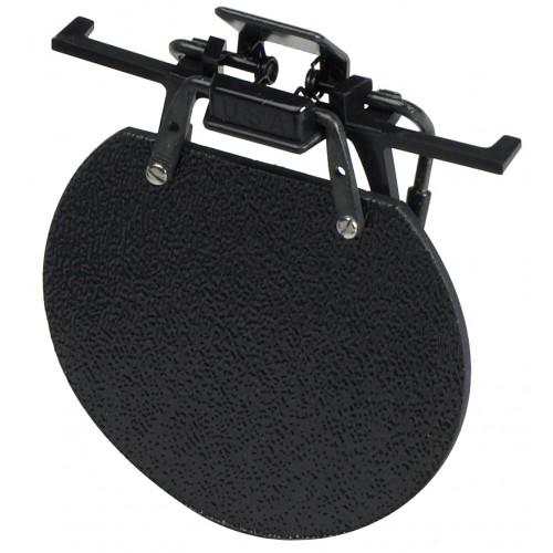 Clip-on-Okkluder, schwarz