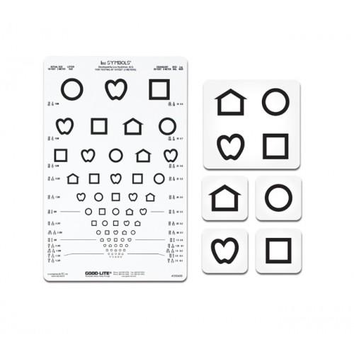 LEA Symbole 13 Linien Set, 3 m