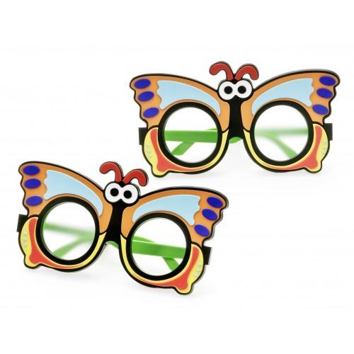 Okkluder Schmetterling