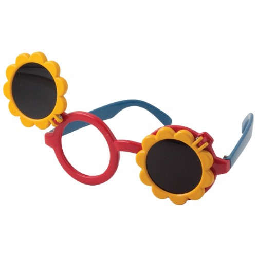 Okklusionsbrille Sonnenblume