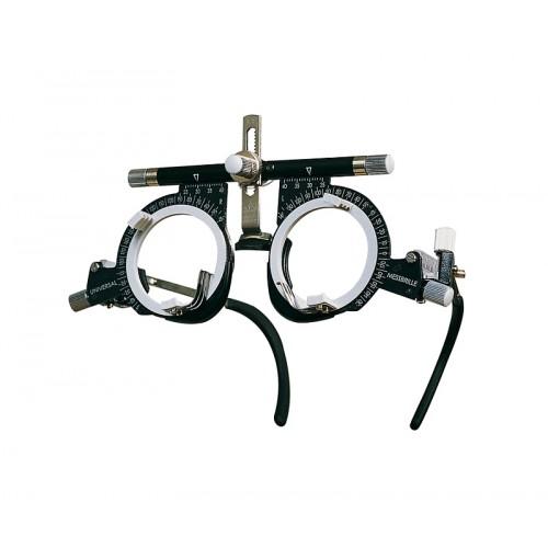 Messbrille, schwarz (UB 3+)
