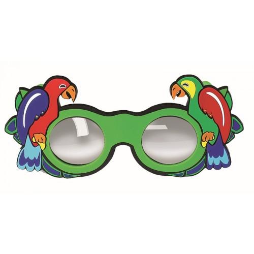 Refaktionsbrille Papagei, +2.5 D