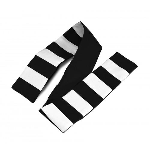 OKN-Band, schwarz-weiß