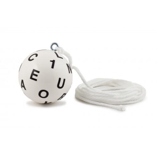 Marsden-Fixationsball (weiß, 7,60 cm DM)