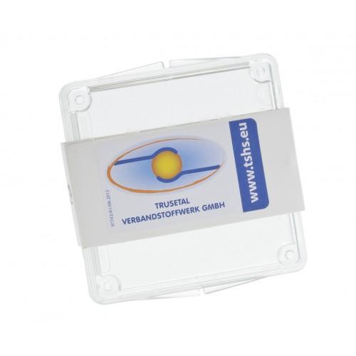 Sphärische Folien, lichtdurchlässig, (Stärke + 2,0),  Nutzbarer Durchmesser ca: 40 mm