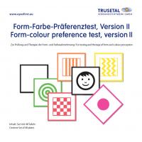 Form-Farbe-Präferenztest (Version II)