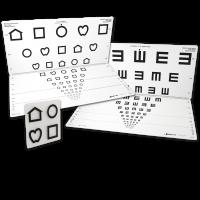 LEA™ -Symbole/E-Haken, Falttafel für 4 m / 5 m