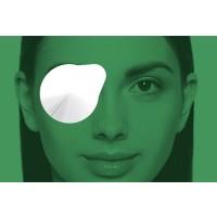 MASK-it™ – selbstklebende, mattierte Augenabdeckung