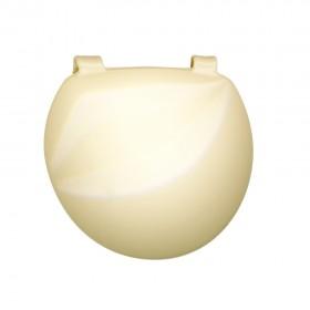 Clip-on-Okkluder (6 Stück, beige)