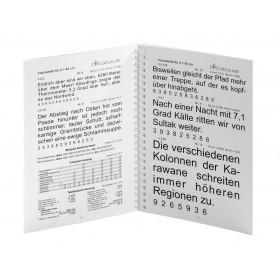 Nahleseprobe2 - Ringbuch (deutscher Text)