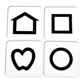 LEA™-Antwortkarten (4 Stück)