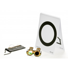 LEA™-Low-Vision-Buch – Symbole, Set oben gebunden