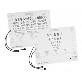 LEA™-Zahlen – Karte