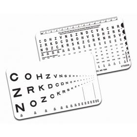 RUNGE-Nahkarte – Buchstaben, 40 cm