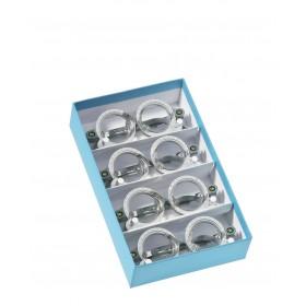 Kinder-Refraktionsbrillenset (4 Stück)