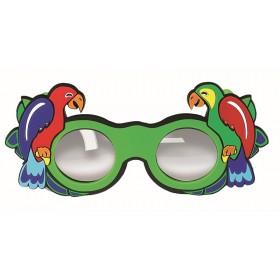 Refraktionsbrille Papagei (+2,00 D)