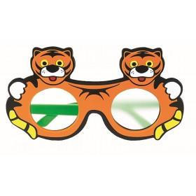 Tiger-Mattglasokkluder