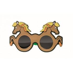 Polarisationsokkluder Pferd