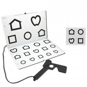 LEA™-Low-Vision-Tafel – Symbole