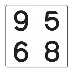 LEA™-Zahlen Antworttafel