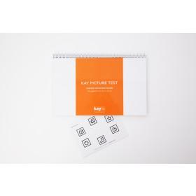 KAY PICTURES Reihenbilder – Buch (3 m)