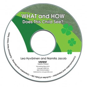 "LEA™-CD ""WHAT and HOW Does This Child See?"""