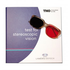 TNO-Test (mit Rotgrünbrille)