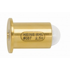 Ersatzlampe (2,5 V) für BETA® 200 Strich-Skiaskop
