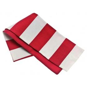 OKN-Band, rot-weiß