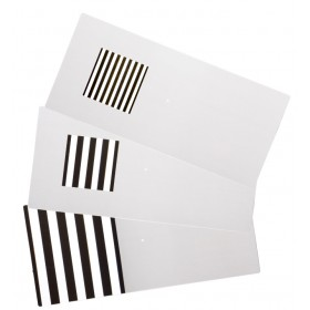Teller Acuity Cards® II (8 Tafeln, halbes Set)