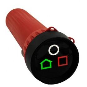 Rotgrüntaschenlampe LEA Symbole(TM)
