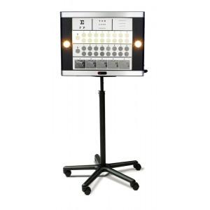 CSV-1000HGT-Viewer mit Blendbeleuchtung