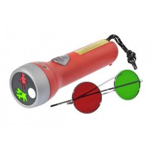 Berens Rot-Grüntest, 3 Objekte