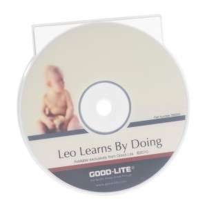 """DVD  """"Leo learns by doing"""" (G-L 790000)"""