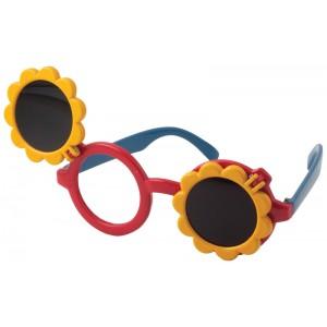 Okkluderbrille Sonnenblume
