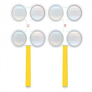 Prismenflipper-Set (1,2,3,4,6,8)