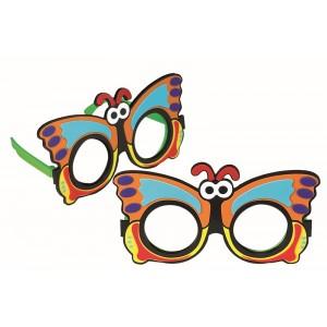 Refraktionsbrille Schmetterling, +1.5 D
