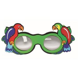 Refraktionsbrille Papagei, +2.0 D