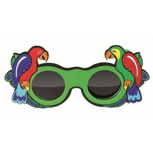 Polarisationsokkluder Papagei