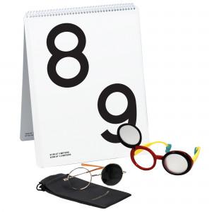 LEA Low Vision Buch Zahlen