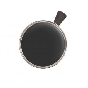 Dunkelrotglas mit Griff (OCULUS®)