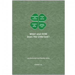 """LEA™-Buch """"What and How Does This Child See?"""" (2. Auflage)"""