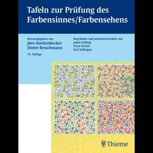 Velhagen-Farbtafeln – Buch (35. Auflage, 2016)