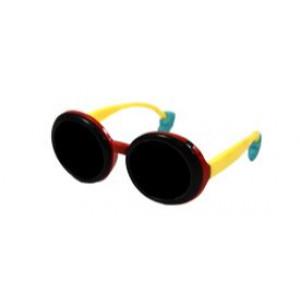 Okkluderbrille, schwarz (groß)